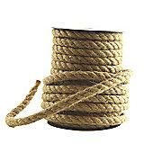 Ribbon Chord - 8mm - Natural