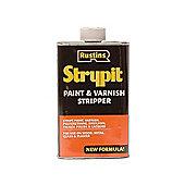 Rustins Strypit Paint & Varnish Stripper New Formulation 2 Litre RUSNFS2L