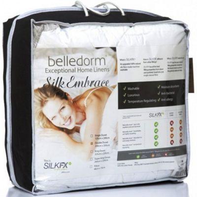 Belledorm Embrace Silk Mix Filled Single Duvet