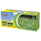 3 in1 Childrens Badminton Tennis Training and Volleyball Set Kids Trainer