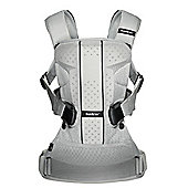BabyBjorn Baby Carrier One (Silver Mesh)