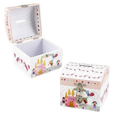 Children's Money Box - Small Fairy Unicorn, Money Boxes for Children, Children's Gifts, Christening Gifts