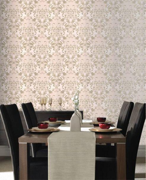 Superfresco Abigail Wallpaper - Soft Green
