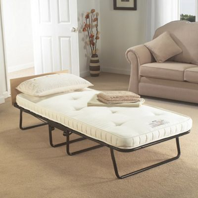 Jay-Be Royal Pocket Comfort Folding Guest Bed Frame - Single