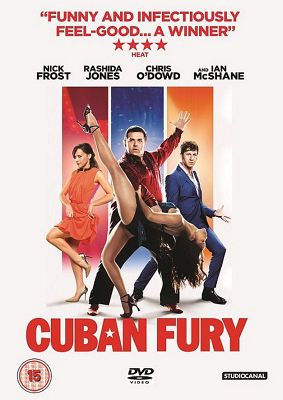 Cuban Fury Dvd