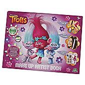Trolls Makeup Artist Book