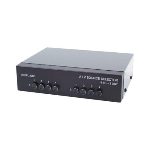 Audio/Video Source Selector