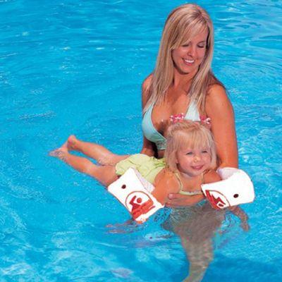 Safe-2-Swim GS certified swim trainer Arm Bands
