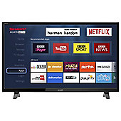 Sharp 48in LC-48CFG6001K Full HD 1080P Smart LED TV with Freeview HD