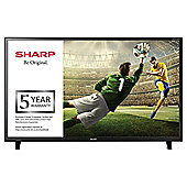 Sharp 48inch LC-48CFG6001K Full HD 1080P Smart LED TV with Freeview HD