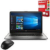 "HP 17-x047na 17.3"" Laptop Intel Core i3-6006U 8GB 1TB Windows 10 with Internet Security & Mouse - Z9C40EA#ABU"
