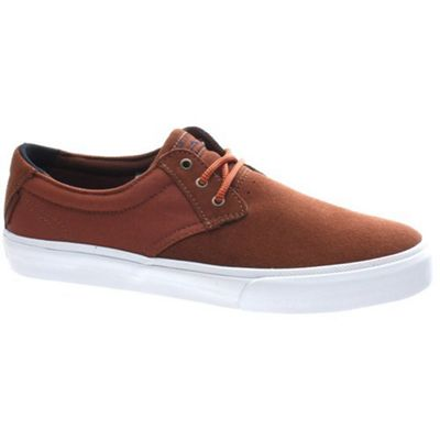 Lakai MJ Copper Suede Shoe