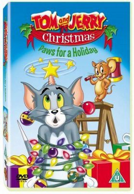 Tom And Jerry's Christmas (DVD)