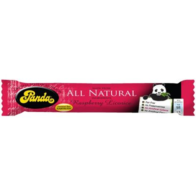Panda Raspberry Flavoured Bar 32g
