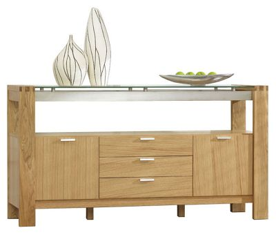 Mark Harris Roma Oak Sideboard