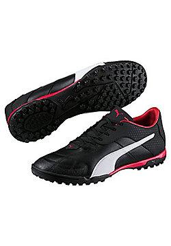 Puma Esito C TT AstroTurf Football Boots - All Sizes Including 1/2 Sizes - Black