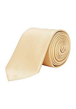 F&F Regular Width Tie - Gold