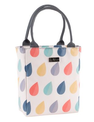 Beau & Elliot Raindrops Insulated Lunch Bag