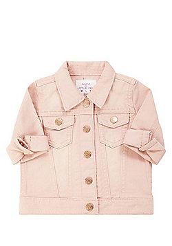 F&F Denim Jacket - Pink