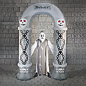 Halloween Arch Inflatable Halloween Party Prop - 2.7m