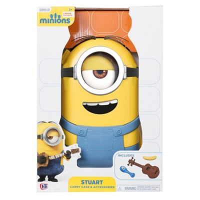 Minions Carry Case and Accessories Stuart