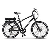 Wisper 905SE Cross Bar Electric Bike 11Ah
