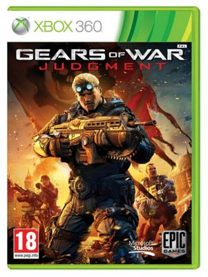 Gears of War: Judgement standard edition