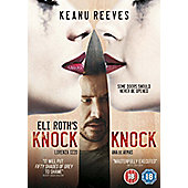 Knock Knock DVD