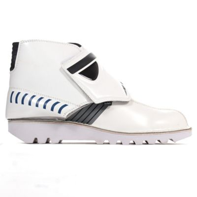Kickers Kick Hi Stormtrooper Gaiter Mens Boot Shoe White - UK 8