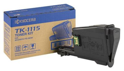 Kyocera Printer toner for FS-1041 - Black