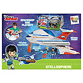 Miles From Tomorrow Stellosphere Playset