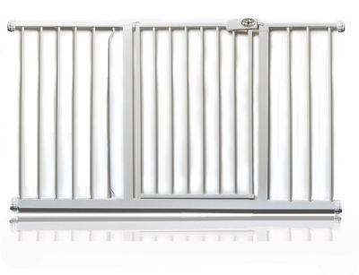 Bettacare Easy Fit Pet Gate With 6.4cm, 12.9cm and 32.4cm Extensions