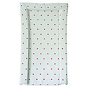 East Coast Essential Changing Mat (Red Spots)