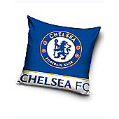 Chelsea FC Logo Filled Cushion