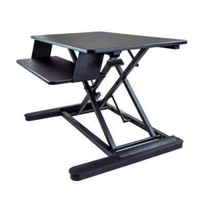 StarTech Sit Stand Desk Converter - With 35