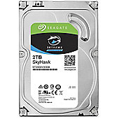 Seagate SkyHawk 2TB 64MB 3.5IN SATA 6GB/s Surveillance HDD