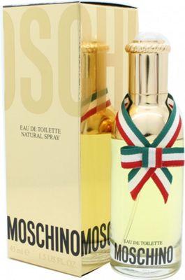 Moschino Eau de Toilette (EDT) 45ml Spray For Women