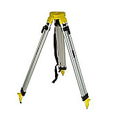 Stanley 1-77-163 Intellilevel Aluminium Tripod - Silver/Yellow