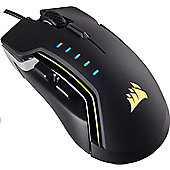 Corsair Gaming Glaive RGB Gaming Optical Mouse - Aluminum