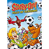 SCOOBY-DOO WORLD CUP DVD