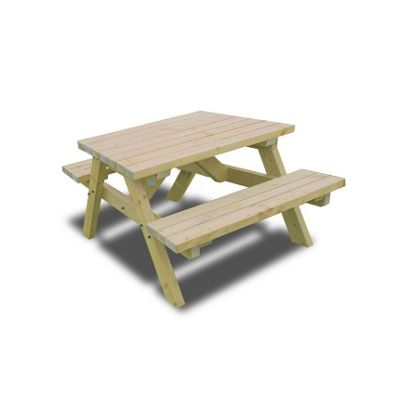 Oakham Picnic Bench - 3ft