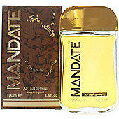 Eden Classic Mandate Aftershave 100ml Splash For Men