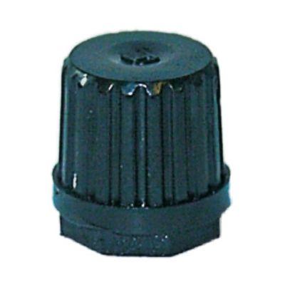 Weldtite Valve Caps PVC (for Schrader Valves)