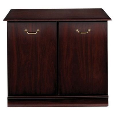 Caxton York 2 Door Sideboard in Mahogany