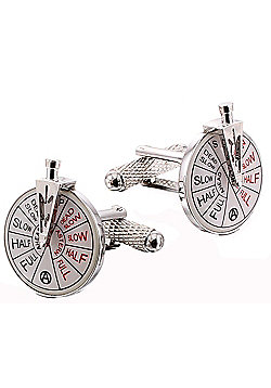 Ships Telegraph Novelty Cufflinks - ck919