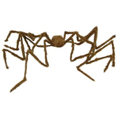 Huge Hairy Spider Halloween Party Prop - 2.3m