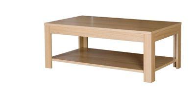 Urbane Designs Siracusa Coffee Table - Oak