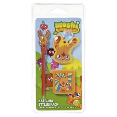 MOSHI MONSTERS Stylus Pack, Katsuma (Nintendo 3DS, DSi, DS Lite, DS XL, DS)