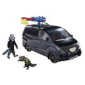 Tomy Zootropolis Mr. Ottertons Capture Vehicle (Multi-Colour)