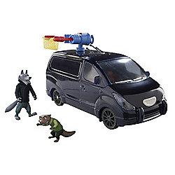 Tomy Zootropolis Mr. Ottertons Capture Vehicle (Multi-Colour)